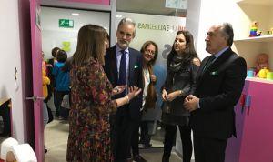 Alonso inaugura un nuevo centro de Atención Temprana para más de 250 niños