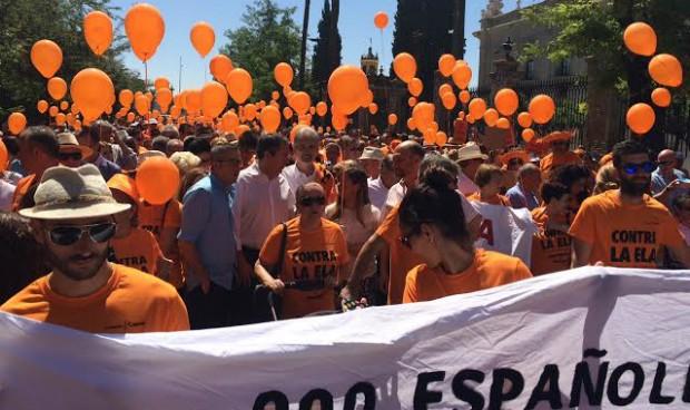 """Alonso: """"La investigación es irrenunciable para luchar contra la ELA"""""""