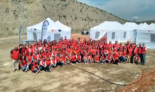 Aluvión de médicos para apuntarse al 'dream team' sanitario