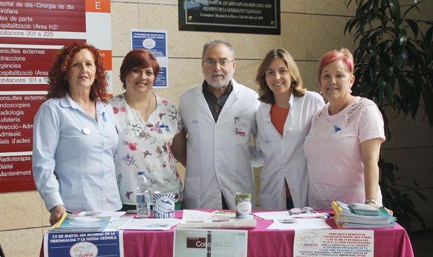 Alzira narra las vivencias de pacientes con fibromialgia en un documental