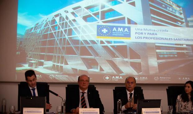 AMA aborda en Badajoz la responsabilidad civil profesional de los MIR