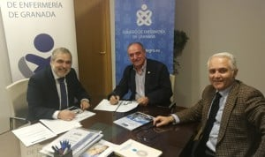 AMA asegura a la Enfermería de Granada con su póliza colectiva de Vida