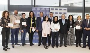 AMA entrega 60.000 euros a los finalistas del Premio Mutualista Solidario