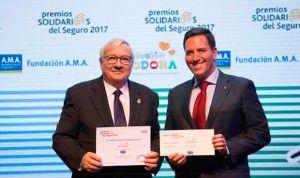 AMA financiará el proyecto 'Sonrisas en quirófano' de la Fundación Theodora