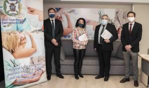 AMA firma con el Colegio de Enfermería de Lugo la póliza colectiva de Vida