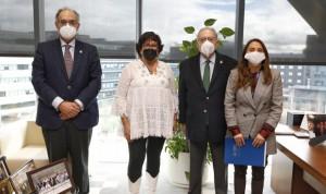 AMA firma diversos convenios y pólizas con varias instituciones sanitarias