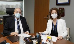 AMA firma la póliza colectiva de vida del Colegio de Enfermería barcelonés