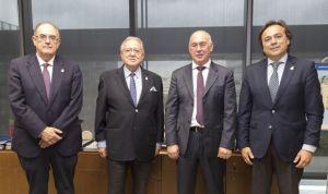 AMA firma una póliza colectiva con el Sindicato de Médicos de Murcia