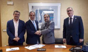 AMA firma una póliza colectiva de decesos con los odontólogos de León