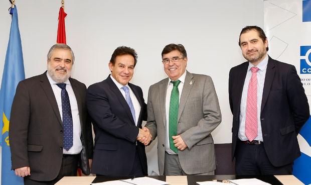 AMA firma una póliza de decesos con los odontólogos de Asturias