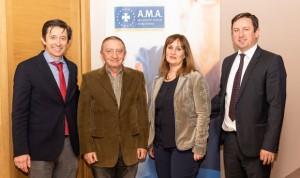 AMA forma a los médicos de Lugo frente a siniestros sanitarios