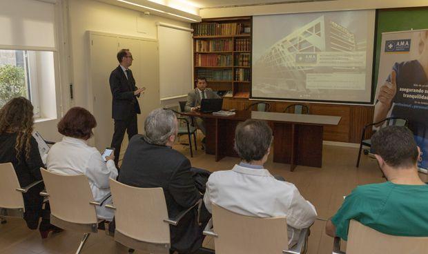 AMA forma en Responsabilidad Civil Sanitaria a profesionales de Galicia