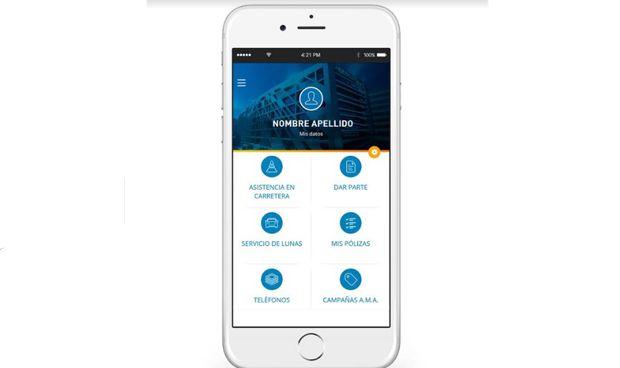 AMA rediseña su aplicación gratuita para móviles con cinco funciones nuevas