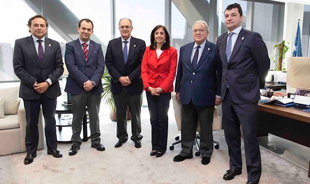 AMA y los farmacéuticos de Toledo renuevan su convenio de colaboración