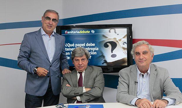 Amancio Ortega no va a cambiar la forma de financiar la sanidad española
