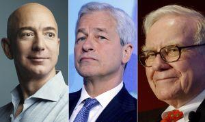 Amazon, Warren Buffet y JP Morgan se alían y asaltan el sector sanitario