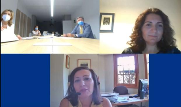 Amgen presenta a la Fundación IDIS sus proyectos de e-salud