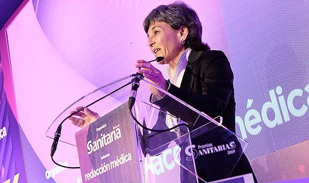 """Amparo Botejara: """"El futuro de la sanidad se escribirá en femenino"""""""