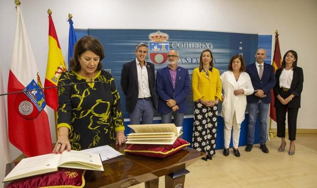 Ana Belén Rodríguez toma posesión como subdirectora económica del SCS