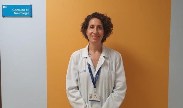Ana Camacho, presidenta de la Sociedad Española de Neurología Pediátrica