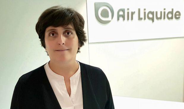 Ana Garzón liderará las operaciones con grandes industrias de Air Liquide