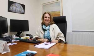 Ana Martín Suñarez, vicerrectora de Ciencias de la Salud de la USAL