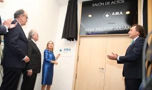 """Ana Pastor: """"AMA es la casa de todos los profesionales sanitarios"""""""