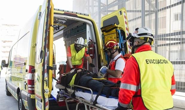 Andalucía abre una oferta de empleo en Emergencias sanitarias