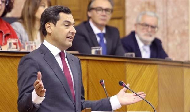 Andalucía aprueba su Presupuesto con 450 millones más para sanidad