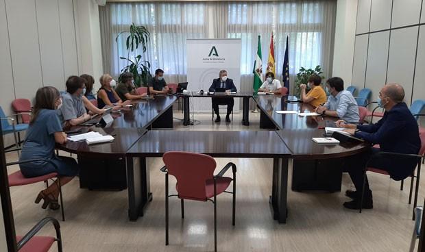 Andalucía pone las bases de su Plan Estratégico Contra el Cáncer 2021-25