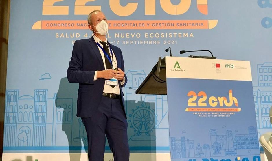 Andalucía inaugura el CADI para centralizar toda la gestión de sus TAC