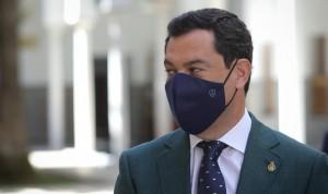 Juanma Moreno prevé que el 75% de los andaluces esté inmunizado en julio