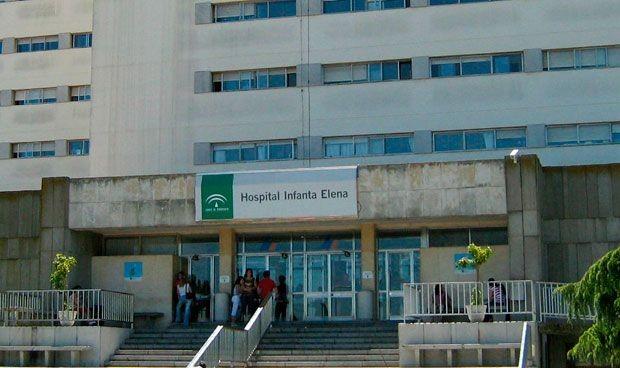 Andalucía invierte 2 millones para reformar el Hospital Infanta Elena