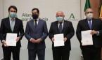 Andalucía y Rovi se unen para potenciar la investigación frente al Covid-19