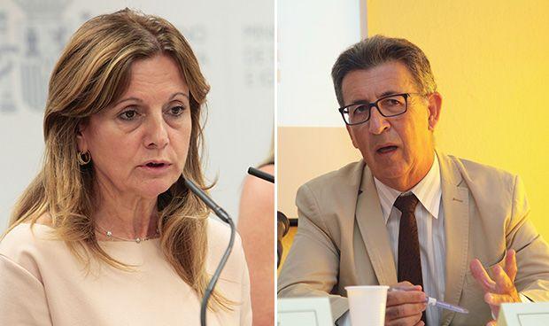 """Andalucía niega """"hacer caja"""" con el salario de los médicos"""