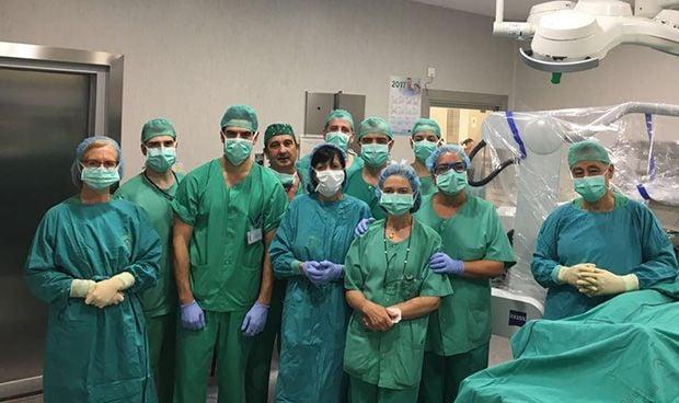 Andalucía pone en marcha el primer equipo oncológico de Amancio Ortega