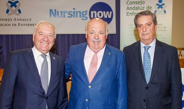 Andalucía se une a Nursing Now con la promesa de ampliar plantillas