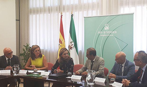 Andalucía y la US colaboran para ampliar el área del Virgen Macarena