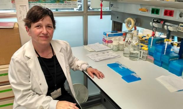 Es la nueva directora científica del Ciberonc