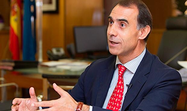 Antón defiende el modelo de concesión de las obras del Hospital de Burgos