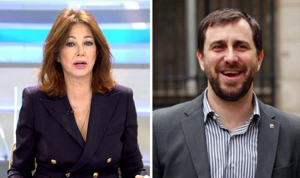 Antoni Comín denuncia a Ana Rosa Quintana ante la Justicia