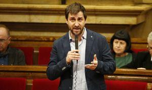 Antoni Comín pide por segunda vez la delegación de su voto