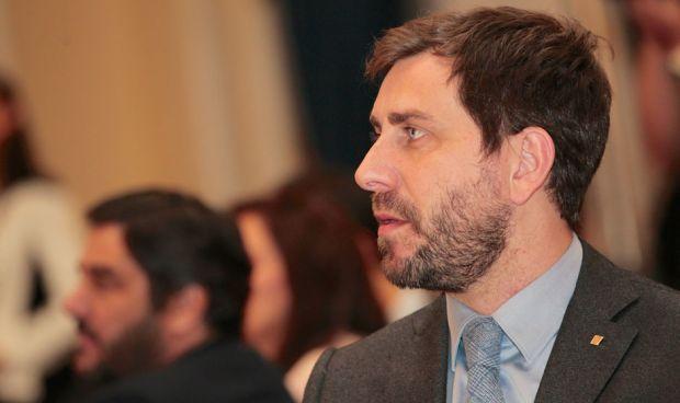 Antoni Comín, procesado por rebelión por el Tribunal Supremo