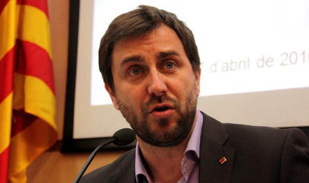 Antoni Comín 'returns'
