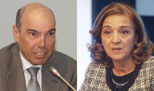 Antoni Esteve y Carmen Vela