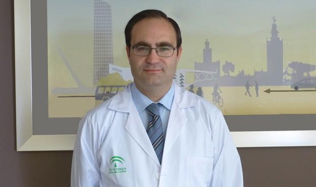 Antonio Castro, nuevo gerente del Hospital Virgen Macarena de Sevilla