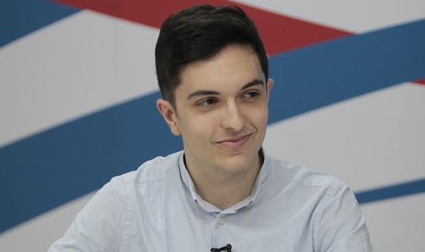 Antonio Pujol, nuevo presidente de los estudiantes de Medicina