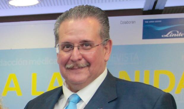 Antonio Roldán, director médico del Hospital Universitario Infanta Leonor