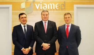 Antonio Solans, nuevo director general de Hospitales de Viamed