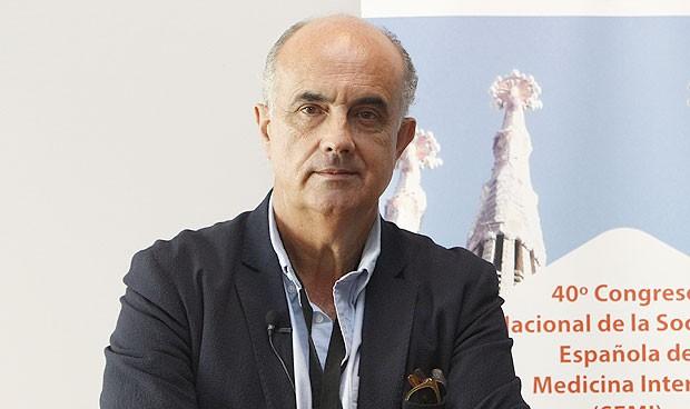 Antonio Zapatero, candidato a presidente del Colegio de Médicos de Madrid